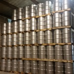 new stainless steel drums